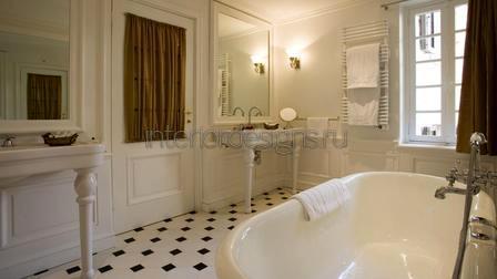 примеры дизайна красивых ванных комнат
