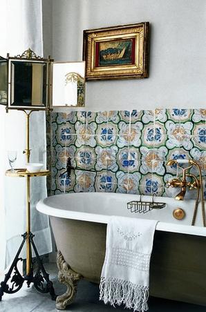 примеры дизайна красивых ванных