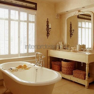 варианты и примеры оформления ванных комнат