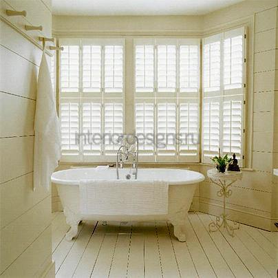 варианты и примеры обустройства ванных комнат