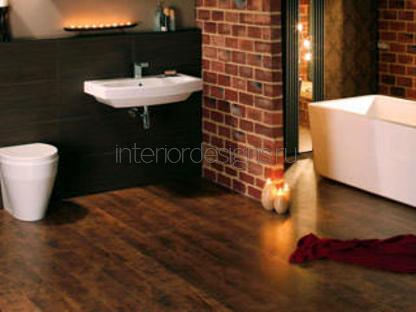 варианты обустройства красивых ванных комнат