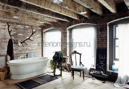 варианты обустройства красивых ванных