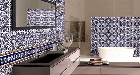 варианты и примеры проектов красивых ванных