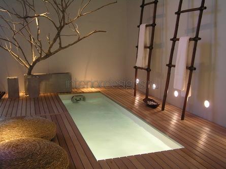 варианты и примеры дизайна красивой ванной