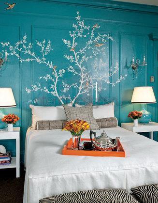 фотообои для интерьера стен в спальне