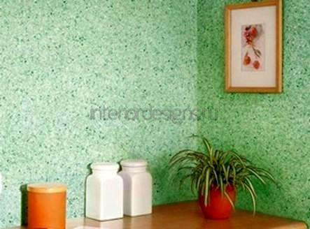пример декорирования стен своими руками