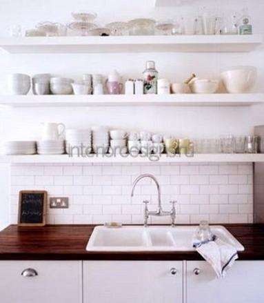 кухня маленьких размеров