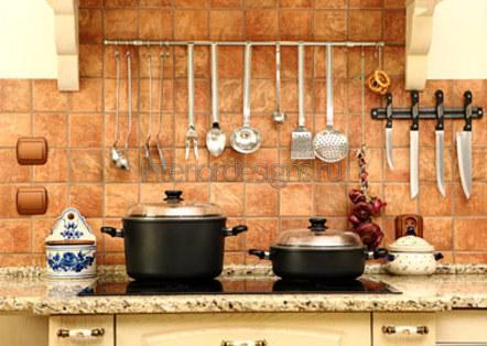 дизайн-проект маленькой кухни