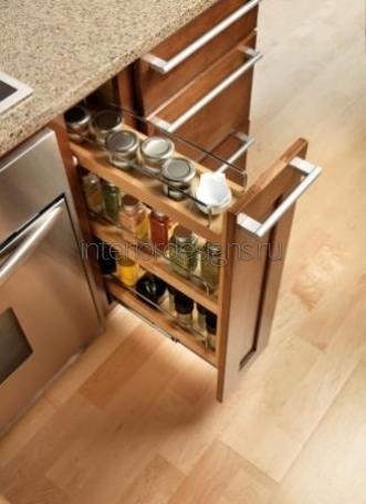 кухня небольшого размера