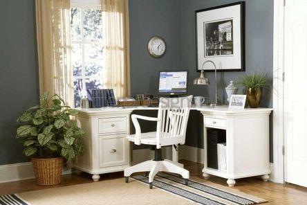 дизайн-проект кабинета в квартире