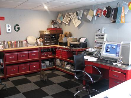 дизайн-проект кабинета