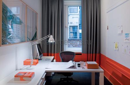 проектирование дизайна кабинета в квартире