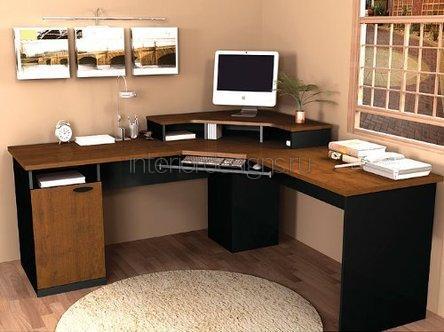 оформление рабочего кабинета