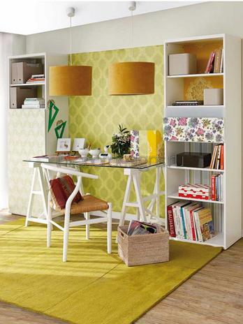проектирование дизайна кабинета