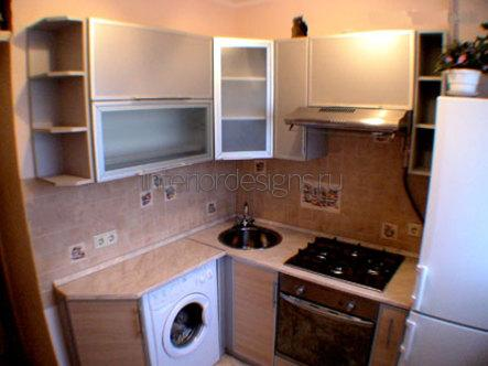 кухня в хрущевке и ее дизайн