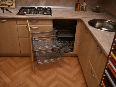 ремонт и дизайн кухни в хрущевке