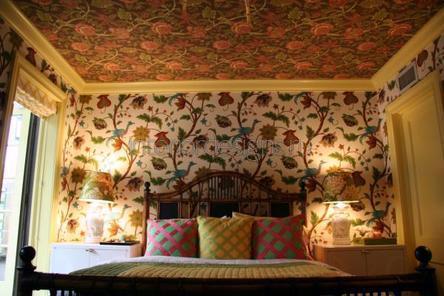 оформление дизайна интерьера спальни