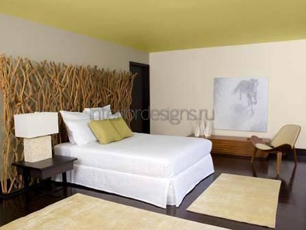 проектирование дизайна интерьера спальни