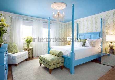 обустройство дизайна интерьера спальни