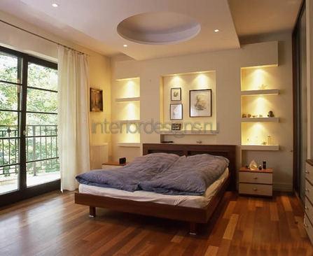 дизайн спального интерьера