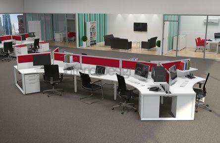 оформление дизайна офиса