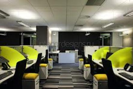 дизайн и проект офиса