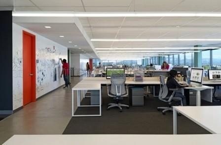 планирование дизайна офиса