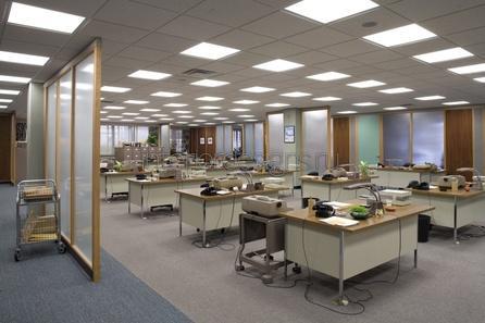 оформление дизайна офисов