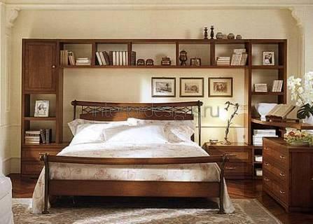 планирование дизайна узкой спальни