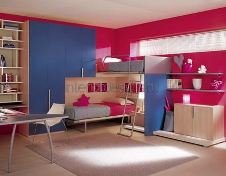 функциональная мебель в детскую