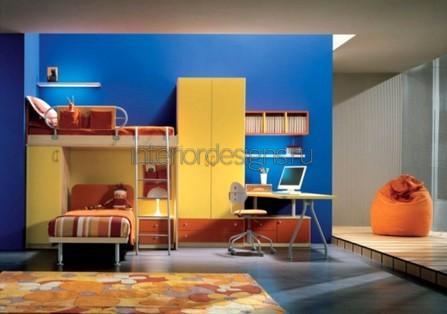 встроенная мебель для детской