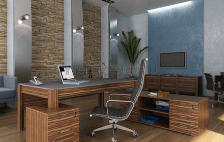 деревянный стол директора