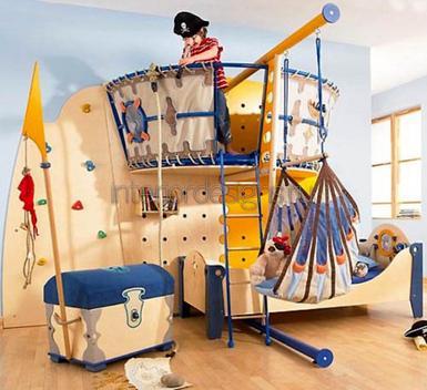 проект дизайна детских комнат