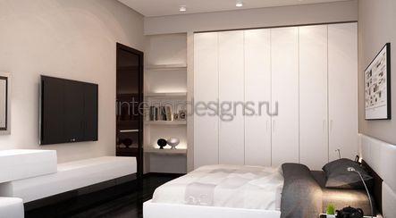 стиль минимализм в дизайне квартиры
