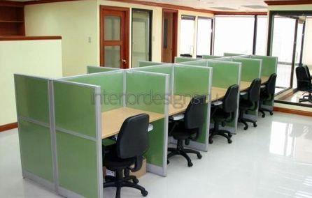 разработка дизайн-проекта кабинета