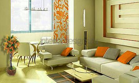 декорирование современной квартиры