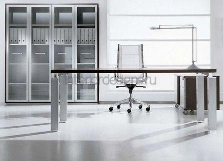 оформление кабинета в современном стиле