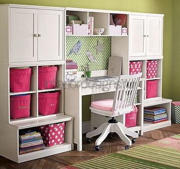 комплект мебели для учебной зоны