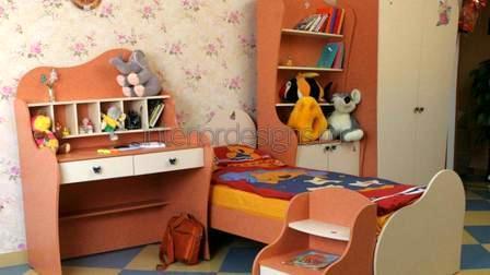 оформление комнаты первоклассника
