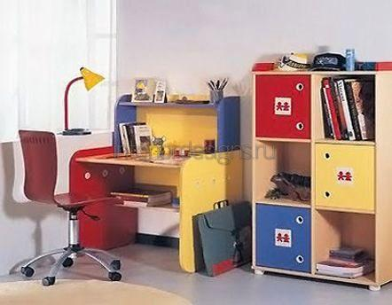 мебель для комнаты первоклассника