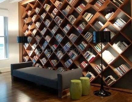 шкаф для книг открытого типа