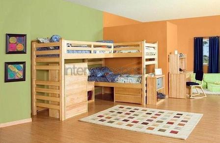 мебель из дерева для малышей