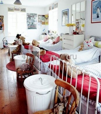 оформление спальни для девочек