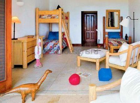 оформление комнаты дошкольников