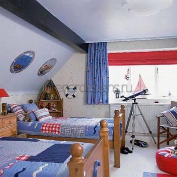 обустройство комнаты с нестандартной планировкой