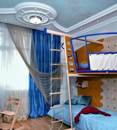тематическое оформление комнаты ребенка