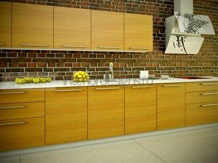 шпонирование кухонного гарнитура