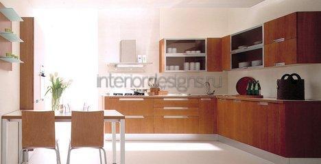 фото современного дизайна кухни