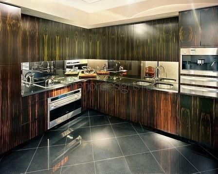 декоративная подсветка рабочей поверхности на кухне