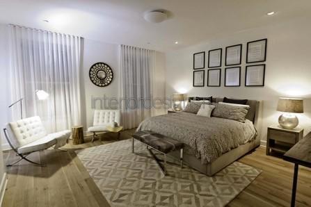 фото спален в доме